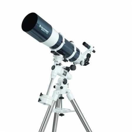 Hvězdářský dalekohled Celestron AC 150/750 Omni XLT CG-4