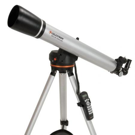 Hvězdářský dalekohled Celestron AC 80/900 LCM GoTo