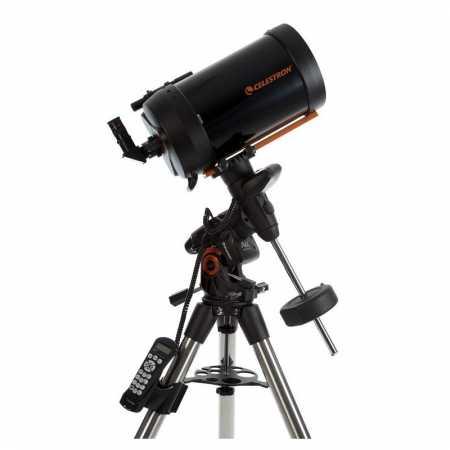 Hvězdářský dalekohled Celestron SC 203/2032 advanced VX AS-VX 8″ GoTo