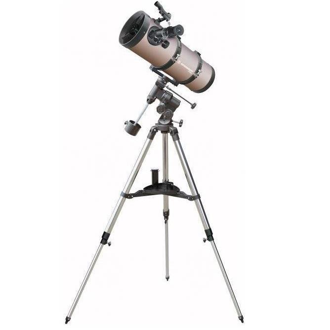 Hvězdářský dalekohled Bresser N 114/500 Pluto EQ-Sky