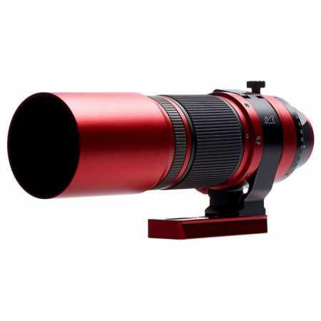 """Apochromatický refraktor William Optics 51/250 RedCat 51 OTA - <span class=""""red"""">Pouze tubus s příslušenstvím, bez montáže, bez stativu</span>"""
