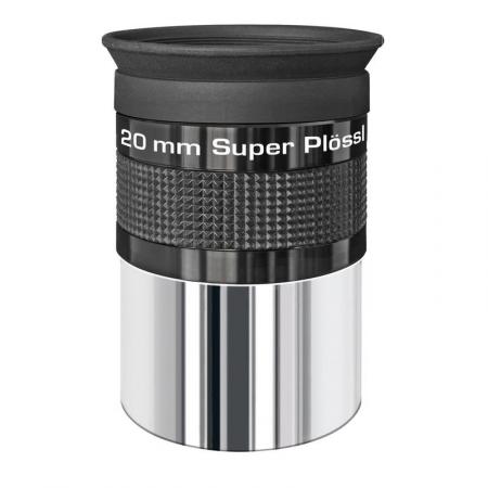 """Okulár Bresser 1.25"""" 20mm super ploessl"""