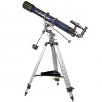Hvězdářský dalekohled Levenhuk AC 90/900 Strike 900 PRO EQ2