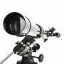 Hvězdářský dalekohled Binorum Superior 70/900 EQ2