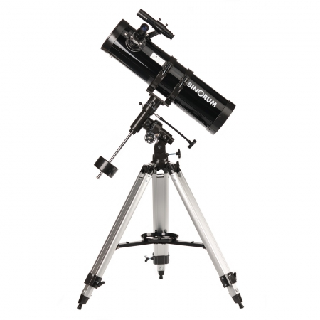 Hvězdářský dalekohled Binorum DeepView 130/650 EQ3