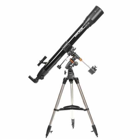 Hvězdářský dalekohled Binorum PlanetMaster 90/1000 EQ2-5