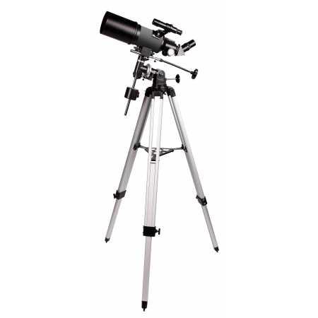 Hvězdářský dalekohled Levenhuk Blitz 80s PLUS 80/400 EQ
