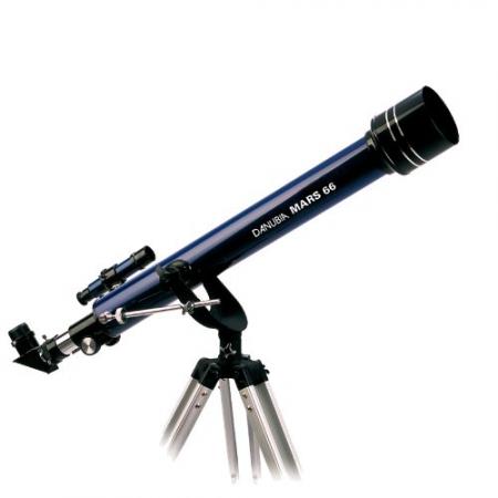 Hvězdářský dalekohled Dörr AC 60/700 Mars 66 AZ-2