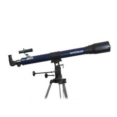 Hvězdářský dalekohled Binorum Advantage 70/900 AZ3-EQ