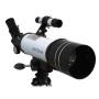 Hvězdářský/pozorovací dalekohled Binorum Traveler 70/400 AZ + Měsíční filtr