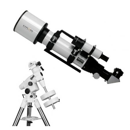 Hvězdářský dalekohled Explore Scientific AR 102/660 EQ5