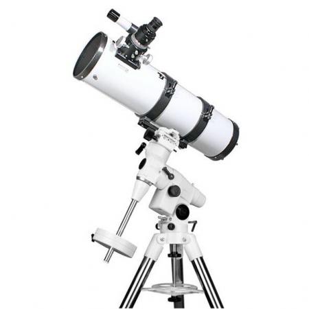 """Hvězdářský dalekohled GSO 150/750 Newton 2"""" Crayford EQ5"""