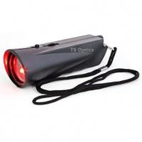 Svítilna Teleskop-Service Dual červená/bílá LED